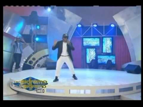 Ariel Kelly D'Extremo a Extremo 08 27 13