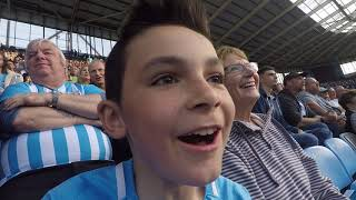 Coventry City VS Wycombe Wanderers VLOG
