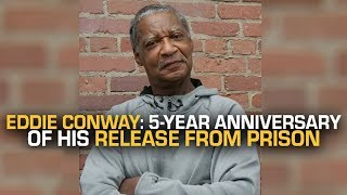Eddie Conway: 5-Year Anniversary of His Release From Prison - RAI (11/12) thumbnail