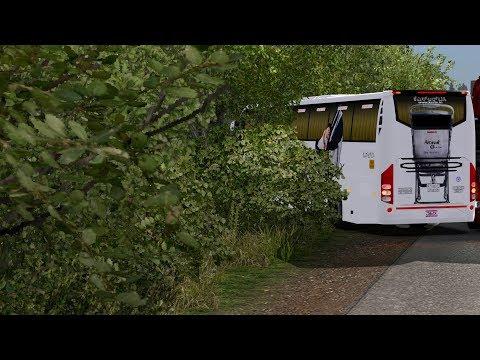 🔴 KSRTC Volvo Bus Driving & Truck Accident Live | Euro Truck Simulator 2 Indian KSRTC Bus Mods