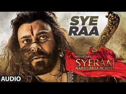 Full Audio: Sye Raa  (Hindi)   Chiranjeevi   Amitabh Bachchan   Ram Charan   Amit Trivedi
