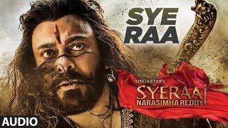 Full Audio Sye Raa Hindi Chiranjeevi Amitabh Bachchan Ram Charan Amit Trivedi