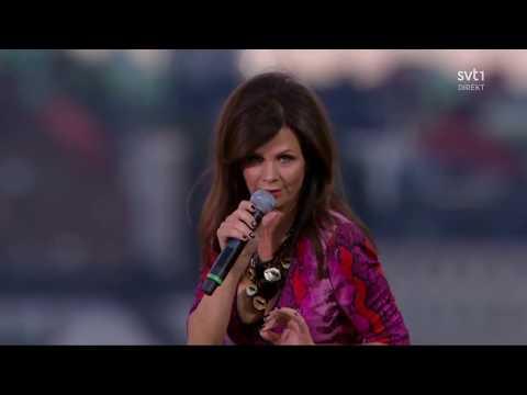"""Lena Philipsson - Galen (Live """"Allsång På Skansen"""" 2018)"""