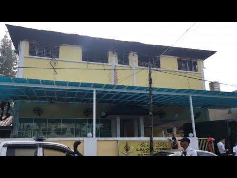 Kuala Lumpur school fire kills 25 students and teachers
