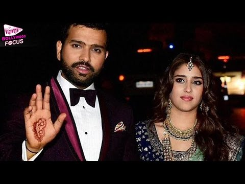 Rohit Sharma and Ritika Sajde Wedding Full Video...!!!