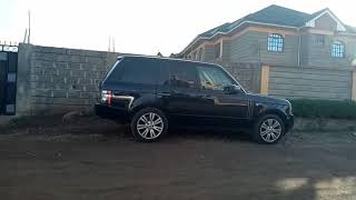Njugush buys a 2016 Range Rover
