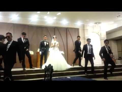best wedding dance ever Korea