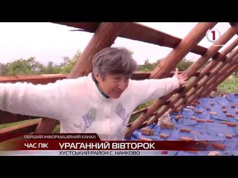 На Хустщині люди оговтуються від стихії - Прикольное видео онлайн