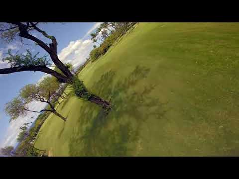 "Фото 3"" micro fpv on golfcourse"