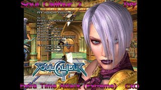 Soul Calibur 2 - Ivy - Extra Time Attack (Extreme)