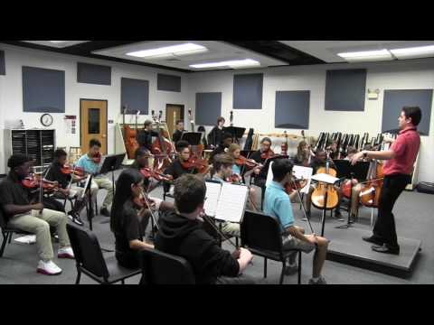Dramatic Essay- Jewett School of the Arts Orchestra