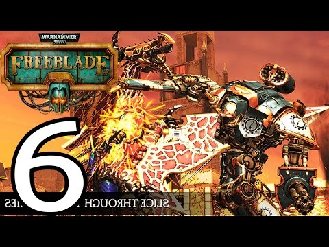 Warhammer 40,000 Freeblade - iPhone Gameplay Walkthrough Part 6