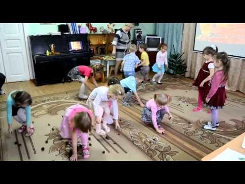 Открытое занятие в средней группе детский сад №1 г.Россошь