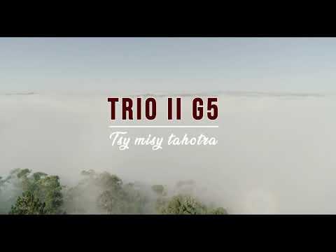 Download Trio II G5 - Tsy misy tahotra (Clip Officiel)