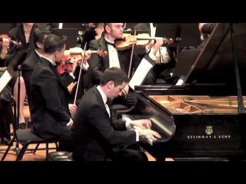 Rachmaninov Piano Concerto No 3 (Finale) - Philip Edward Fisher