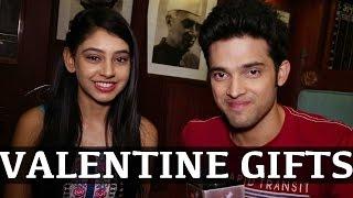 Valentine Special For Manek Nandini Fans