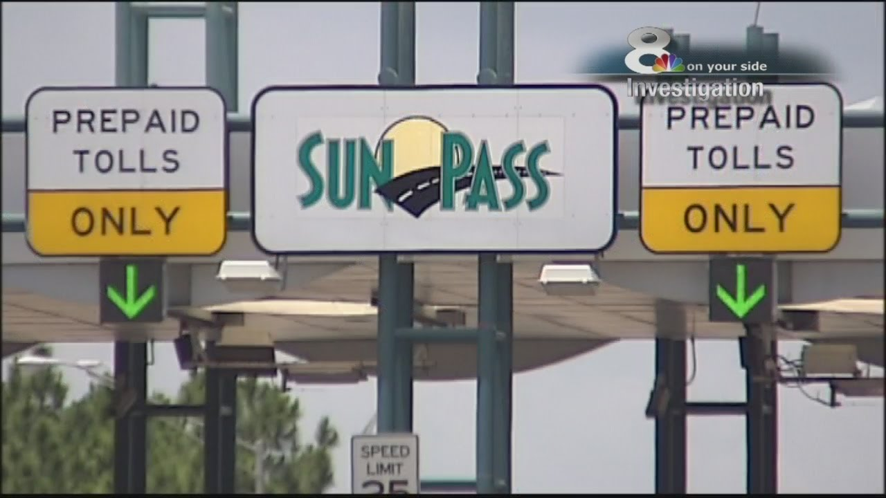 Add Rental Car To Sunpass
