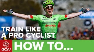 Train Like A Professional Cyclist With Cannondale-Drapac