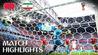 Download Video Morocco v IR Iran - 2018 FIFA World Cup Russia™ - MATCH 4 MP3 3GP MP4