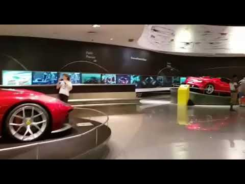 Ferrari world Dubai..!!