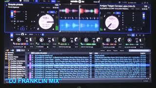 """""""Cumbia Peruana Argentina y Mas Exitos exclusivos mezclas 2016 DJ FRANKLIN MIX"""