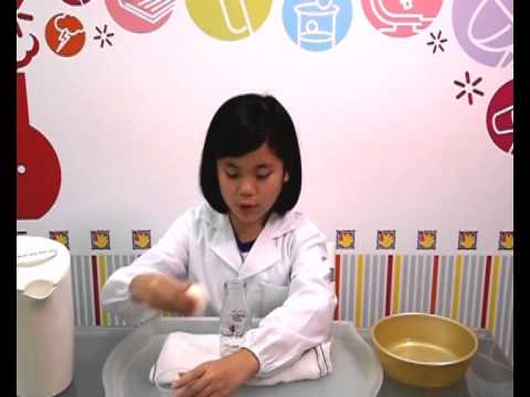 Graceful Hands Super Scientist Experiment Sharon Egg Levitation