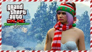 GTA Online SNOW Release Time - Arriving Tonight/Tomorrow, NEW Car Coming, Snowfall Ending & MORE!