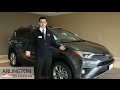 2017 Toyota Rav4 Walkaround - English | Arlington Toyota