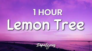 Download lagu [1 HOUR] Lemon Tree - Fools Garden (Lyrics) 🎵