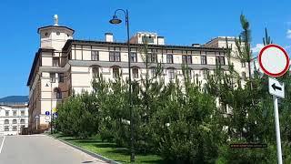 Горки Город игорная зона и всесезонный город курорт в посёлке Красная Поляна города Сочи