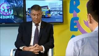 VIDEO SOCANT! De ce nu au si ceilalti profesori 6 case, domnule Iohannis Iohannis au avut ...
