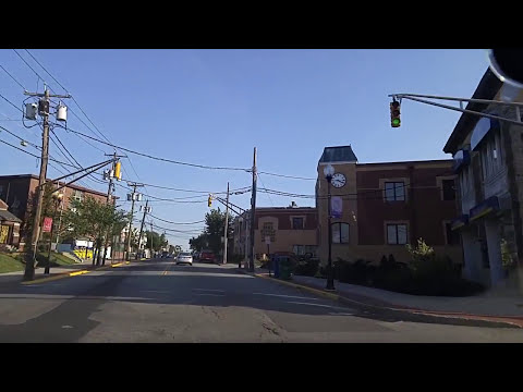 Driving by Perth Amboy,New Jersey