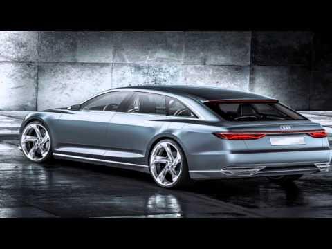 2017 Audi A6 Wagon