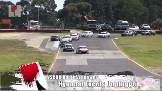 Excel Racing Rnd1 Sandown UNPLUGGED