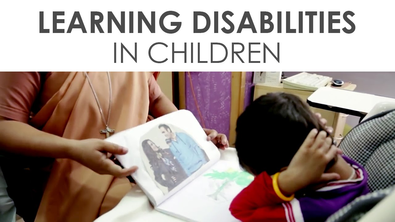 dealing with the problem of learning disabilities in children Learning disabilities affect the brain's ability to receive, process, analyze, or store information these problems can make it difficult for a student to learn as quickly as others - but they have nothing to do with a person's intelligence.