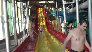 Аквапарк Ква-Ква Парк Москва 2016 Aquapark Kva Kva Park Moscow(«Ква-Ква Парк» аквапарк Москва., 2016-01-03T13:04:19.000Z)