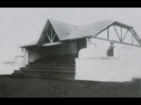 La primer tribuna techada de sudamérica está en Arano