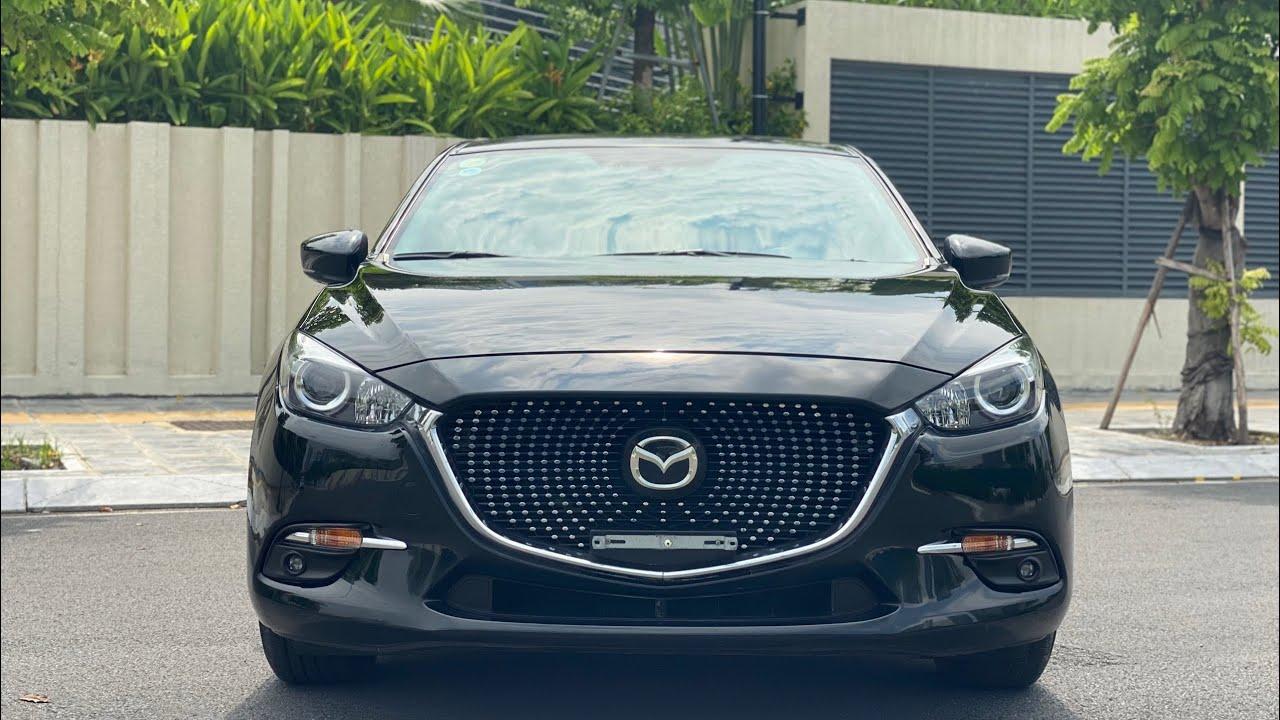 Giá mùa dịch giảm mạnh Mazda 3 Sedan 1.5AT 2019   Mr Cảnh 084.9544444
