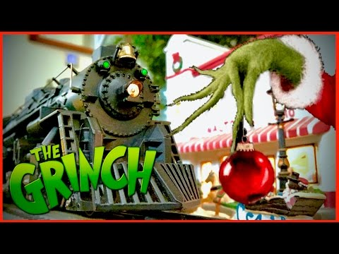 The Grinch's Christmas Tree Layout