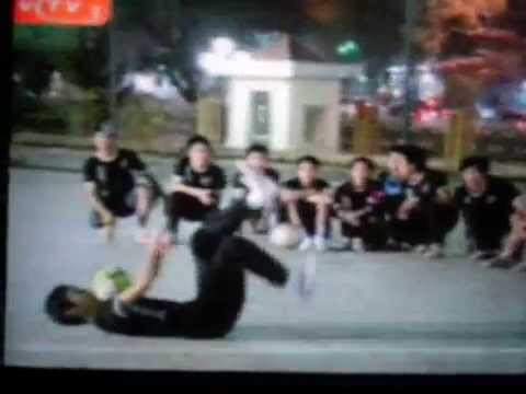 ATW Team tren VCTV3 - Cuong nhiet voi the thao