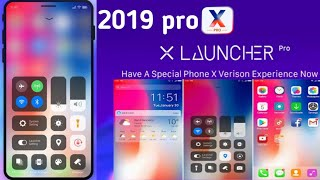 X Launcher pro apk ios style 2020 For All Country working Technicalrightway screenshot 2