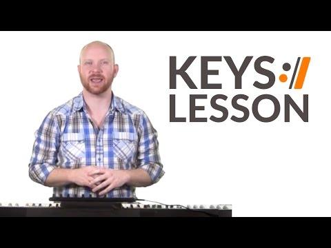 Sovereign - Chris Tomlin // Keys Tutorial