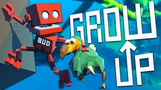 BUD'S ALL GROWN UP | Grow Up #1