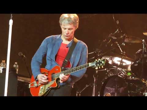 Bon Jovi - Runaway - MSG 5/9/18
