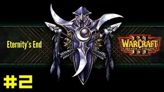 Warcraft III Reign of Chaos: Night Elf Campaign #2 - Daughters of the Moon