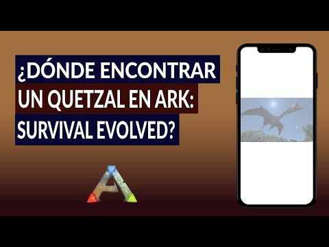 ¿Dónde Encontrar a tu Quetzal en ARK: Survival Evolved y cómo Tamearlo? - Trucos ARK