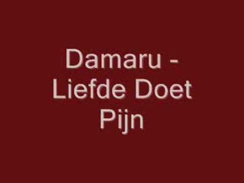 Damaru - Liefde doet pijn