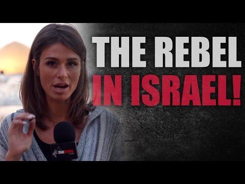 The Rebel lands in Israel
