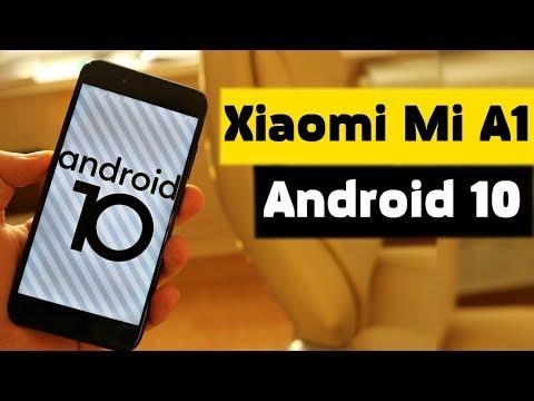 Как УСТАНОВИТЬ Android 10 на Xiaomi Mi A1 | ТЕПЕРЬ Я СЧАСТЛИВ