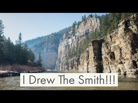 I Drew A Smith River Permit! | Smith River March 2019